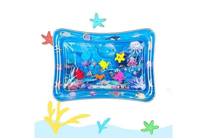 Hitituto Tummy Time Baby Water Mat