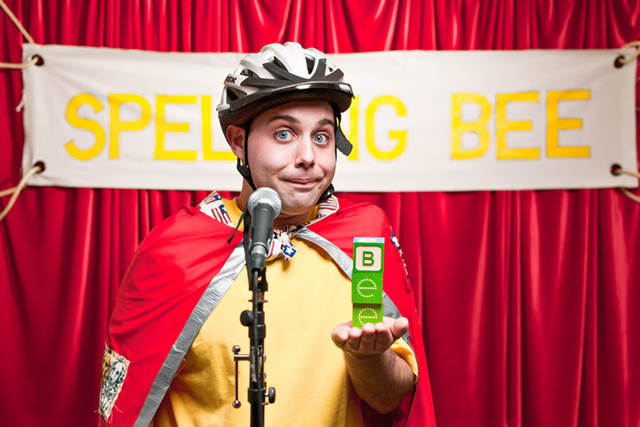 Host a spelling bee event