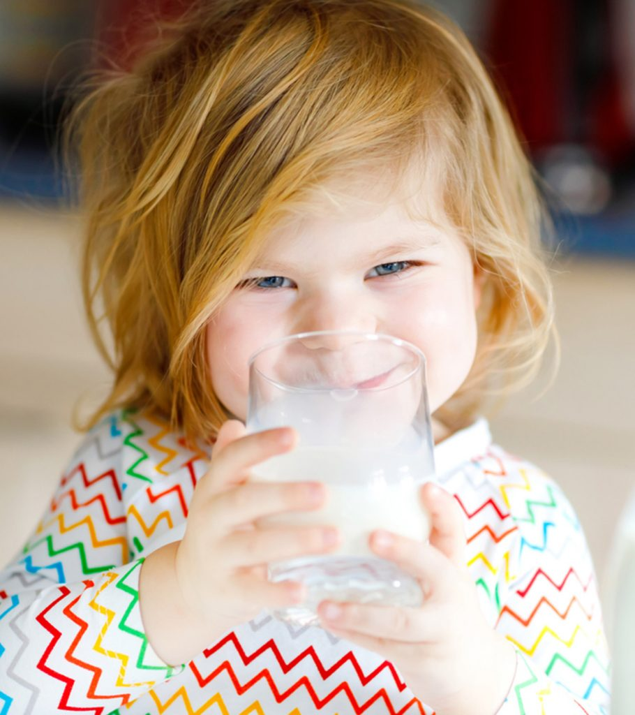 How Much Milk Should A Toddler Drinks 910x1024