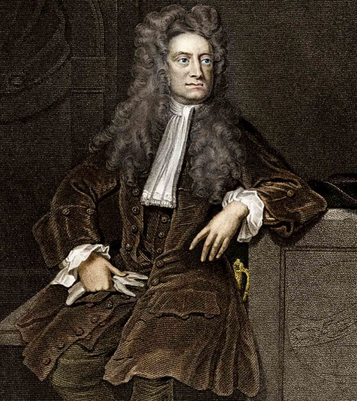 Isaac Newton For Kids Facts, Famous Quotes, And Books-1