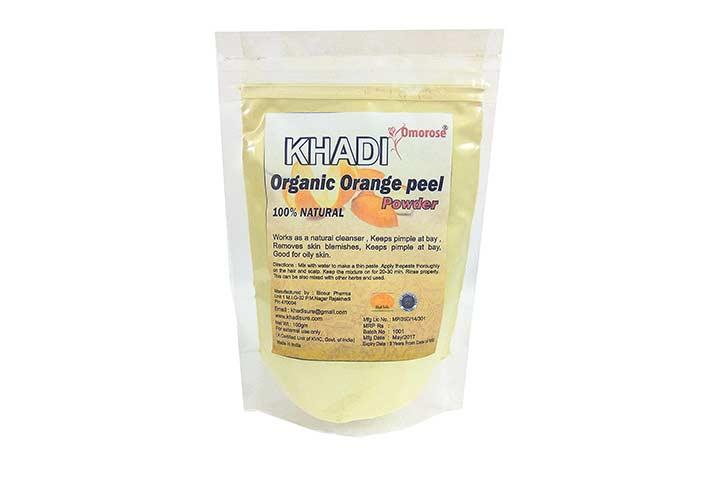 Khadi Omorose Orange Peel Powder