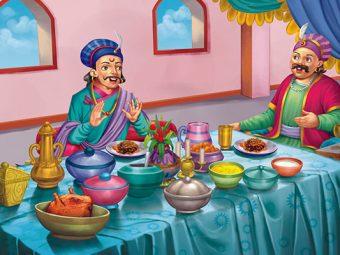 अकबर-बीरबल की कहानी: खाने के बाद लेटना | Khane Ke Baad Letna Story in Hindi