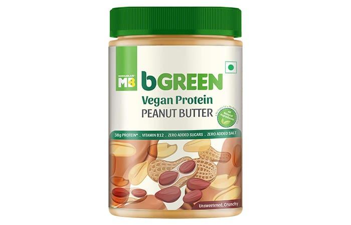 Muscleblaze bGREEN Protein Peanut Butter