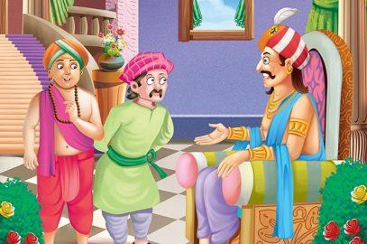 तेनाली रामा की कहानी: नली का कमाल   Nali Ka Kamaal Tenali Raman Story in Hindi