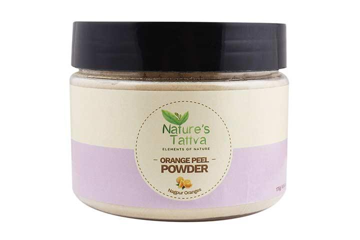 Nature's Tattva Herbal Orange Peel Powder