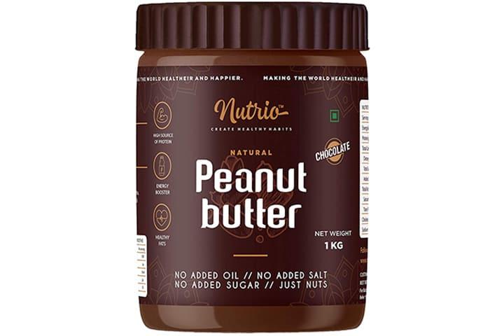 Nutrio Chocolate Peanut Butter