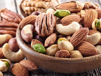 Nuts For Babies: When To Introduce, Benefits, And Recipes