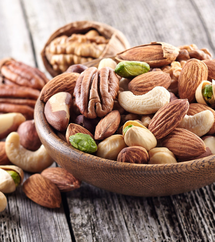Nuts For Babies When To Introduce, Benefits, And Recipes