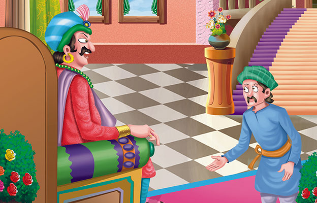 Oont ki Gardan Story in Hindi
