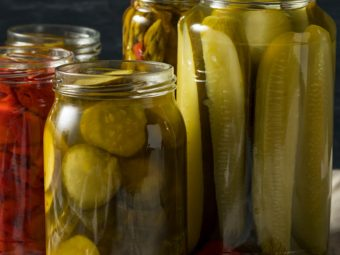 Pickles For Babies: Age, Benefits And Concerns