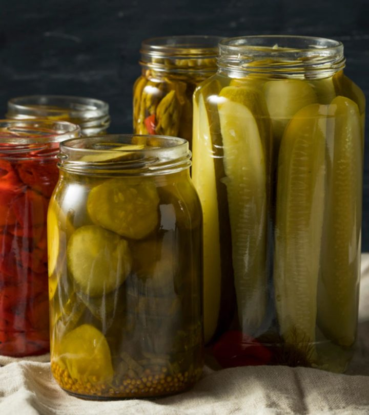 Pickles For Babies Age, Benefits And Concerns-1