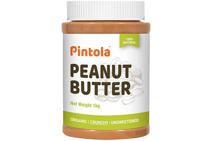 Pintola Organic Peanut Butter