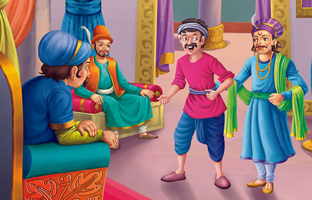 Sabse Bada Hathiyar Story in Hindi