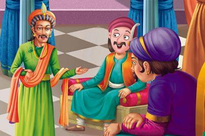 अकबर-बीरबल की कहानी : सबसे बड़ा मनहूस कौन? | Sabse Bada Manhoos Kaun Story in Hindi