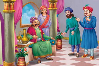 अकबर-बीरबल की कहानी: सबसे बड़ी चीज | Sansar me Sabse Badi Cheez Story in Hindi