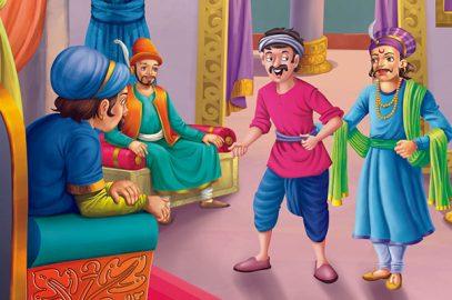अकबर-बीरबल की कहानी : सारा जग बेईमान | Sara Jag Beiman Story in Hindi