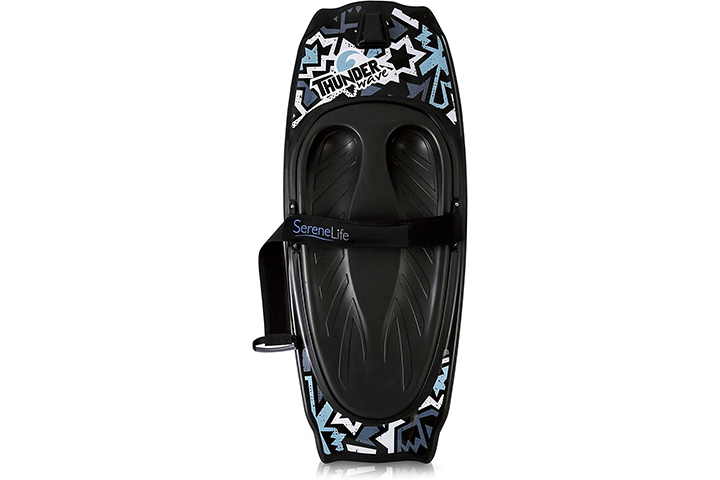 SereneLife Water Sport Kneeboard with Hook for Kids