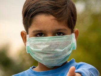 बच्चों को मास्क पहनना चाहिए या नहीं? | Should Kids Wear Masks?