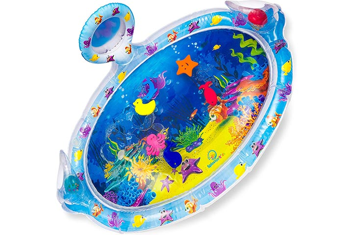 Splashin'kids Inflatable Tummy Time Water Mat