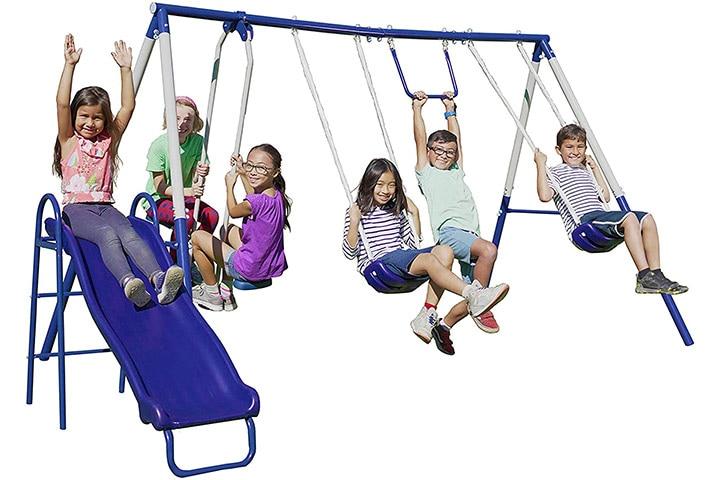 Sportspower Arcadia Swing Set