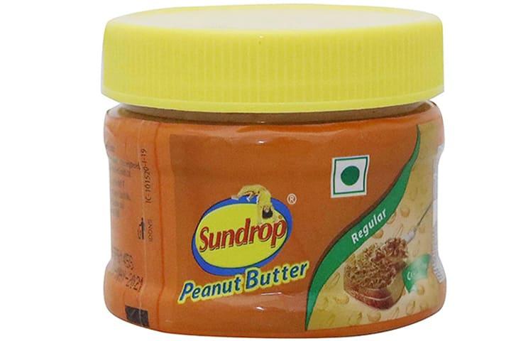 Sundrop Crunchy Peanut Butter