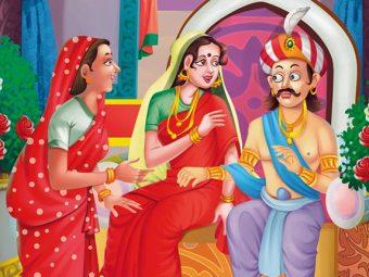 तेनाली रामा की कहानियां: सुनहरा पौधा | Sunehra Podha Tenali Rama Story in Hindi