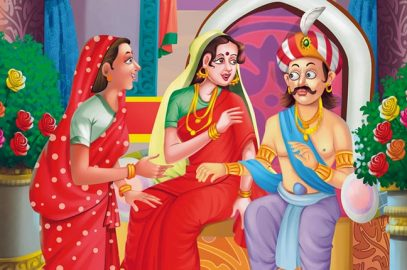 तेनाली रामा की कहानियां: सुनहरा पौधा   Sunehra Podha Tenali Rama Story in Hindi
