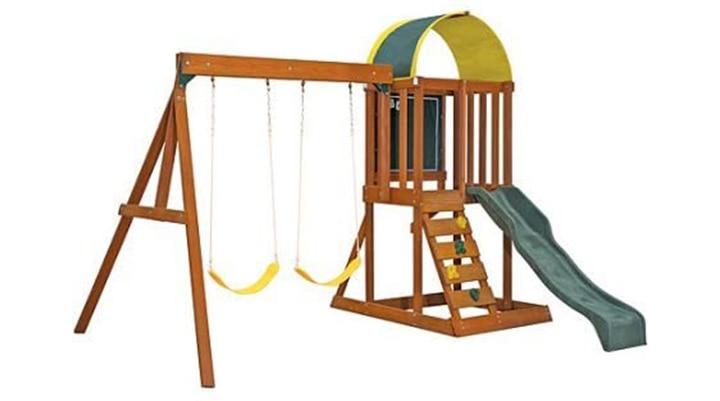SupremeSaver Swing Set