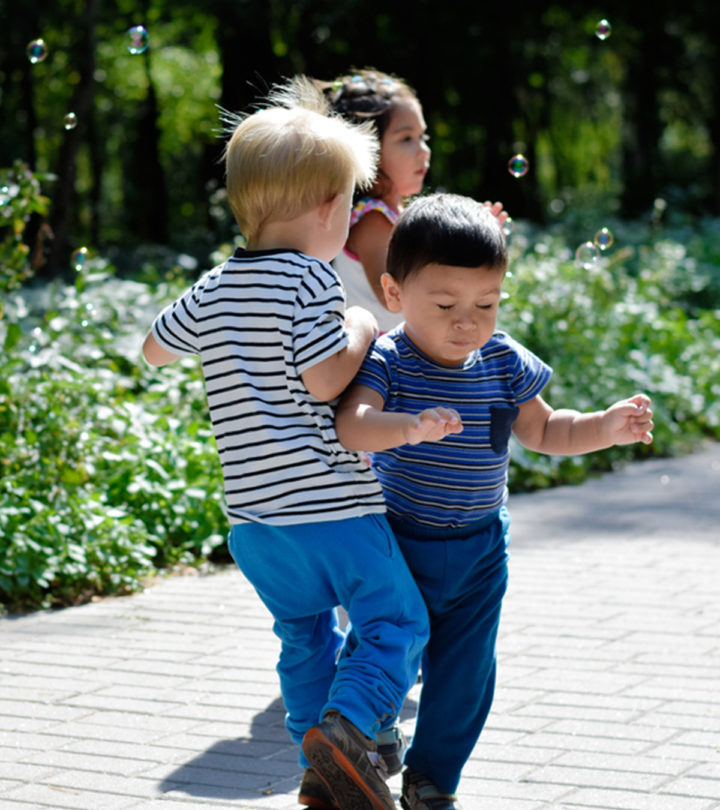 Toddler Hitting Reasons And Tips To Deal With Them