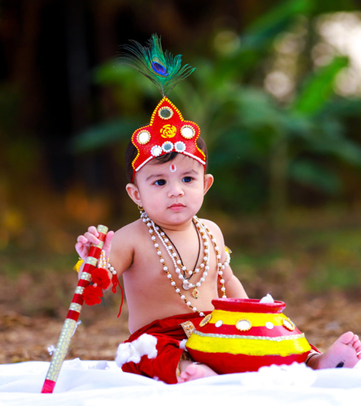 Unique Hindu Vedic Names For Baby Boys, With Meanings