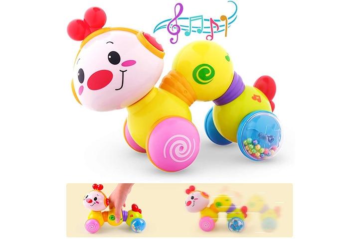 VanmorCrawling Baby Musical Toys