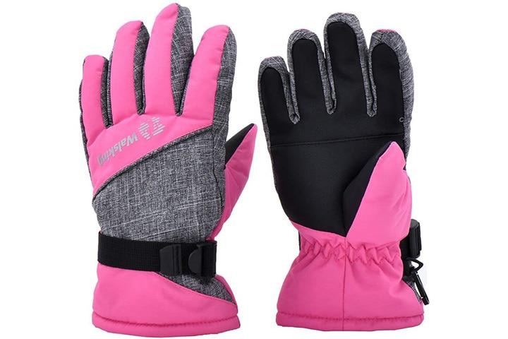 Walsking Winter Snow & Ski Gloves