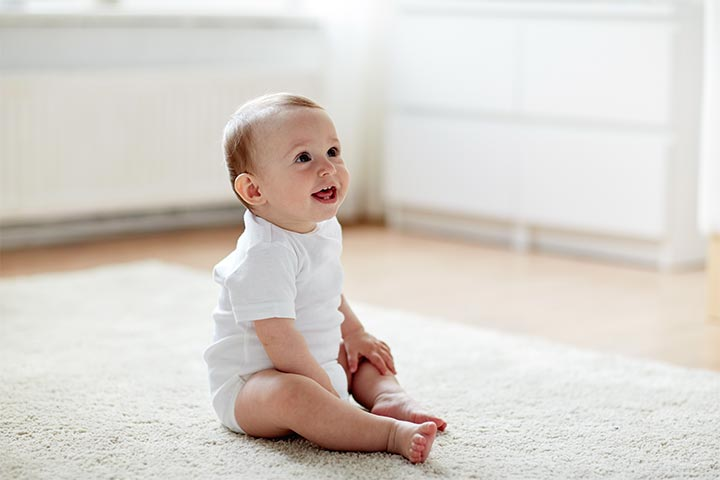 When Do Babies Sit Up On Their Own And How To Encourage Them