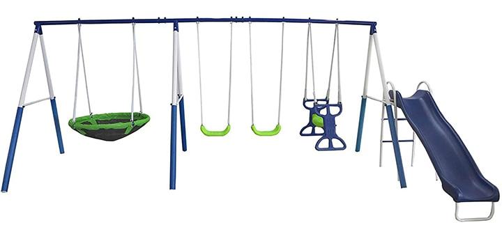 XDP Recreation Swing Set