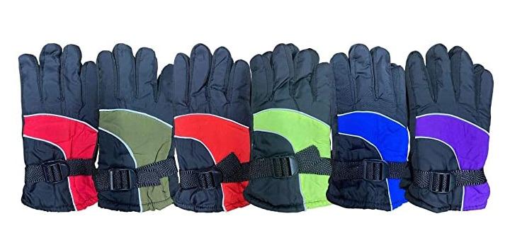 Yacht & Smith Ski Glove