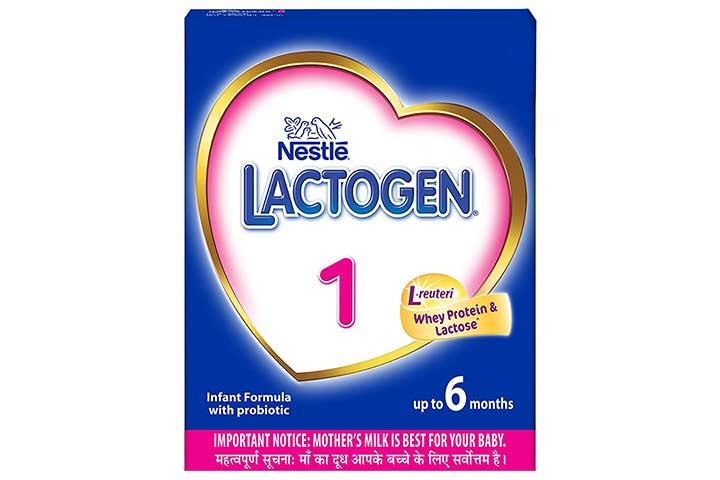 Nestle Lactogen Infant Formula Powder