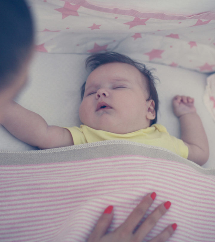 exactly what you need to know about baby sleep at 1 to 3 months