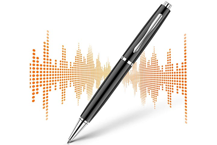 Akaluli Pen Recorder