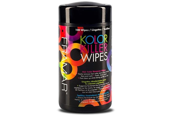 FramarKolor Killer Wipes Hair Dye Remover