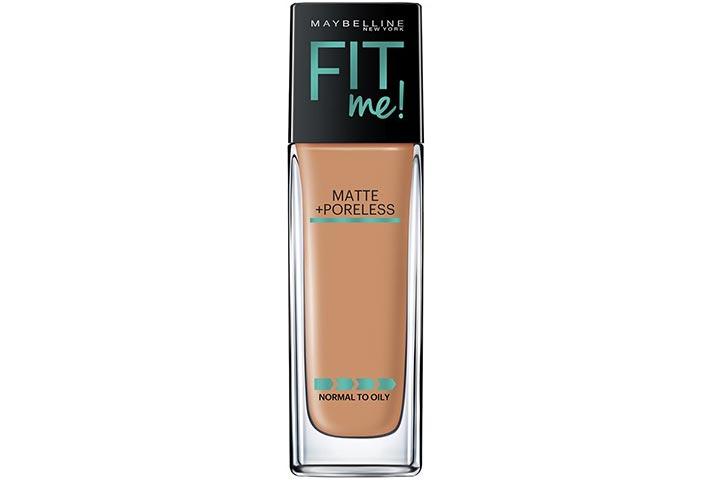Maybelline New York Fit Me Matte+Poreless Liquid Foundation