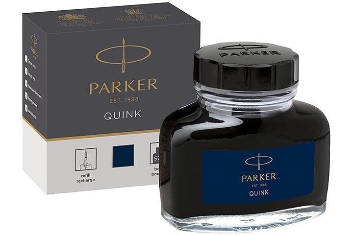 Parker Quink Ink Bottle
