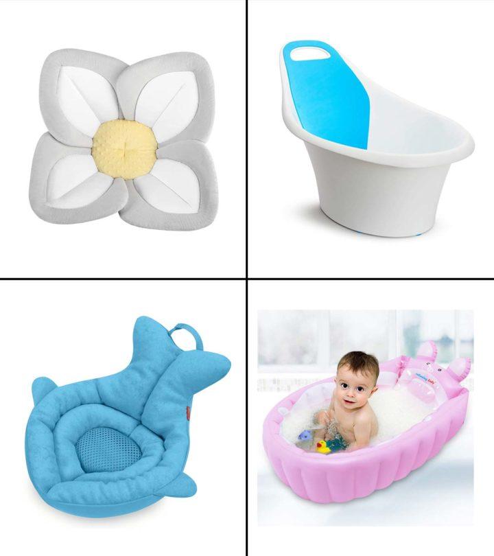 10 Best Baby Bath Tub For Sinks in 2021-1