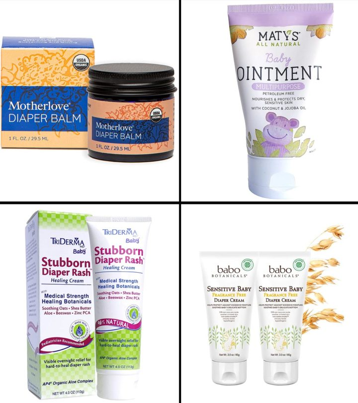 10 Best Diaper Creams for Cloth Diapers in 2021
