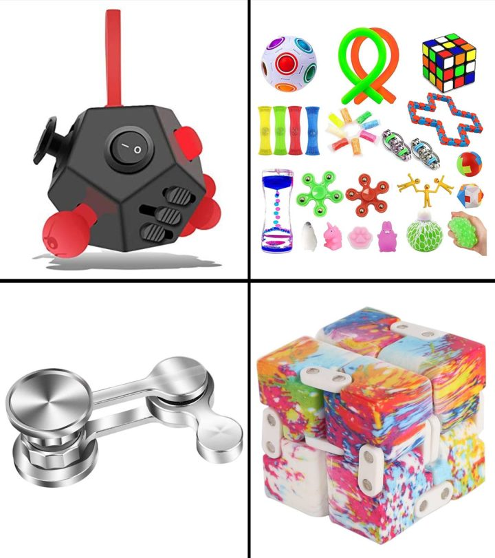10 Best Fidget Toys For ADHD In 2021
