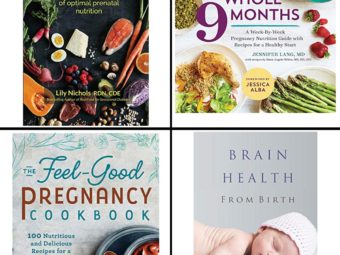 10 Best Pregnancy Nutrition Books In 2021