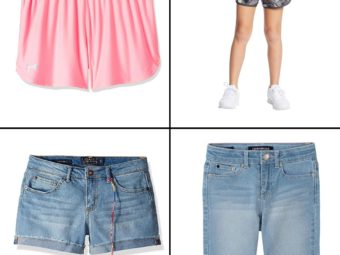 10 Best Shorts For Girls In 2021