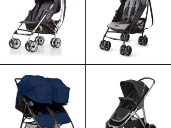 10 Best Strollers For Tall Parents