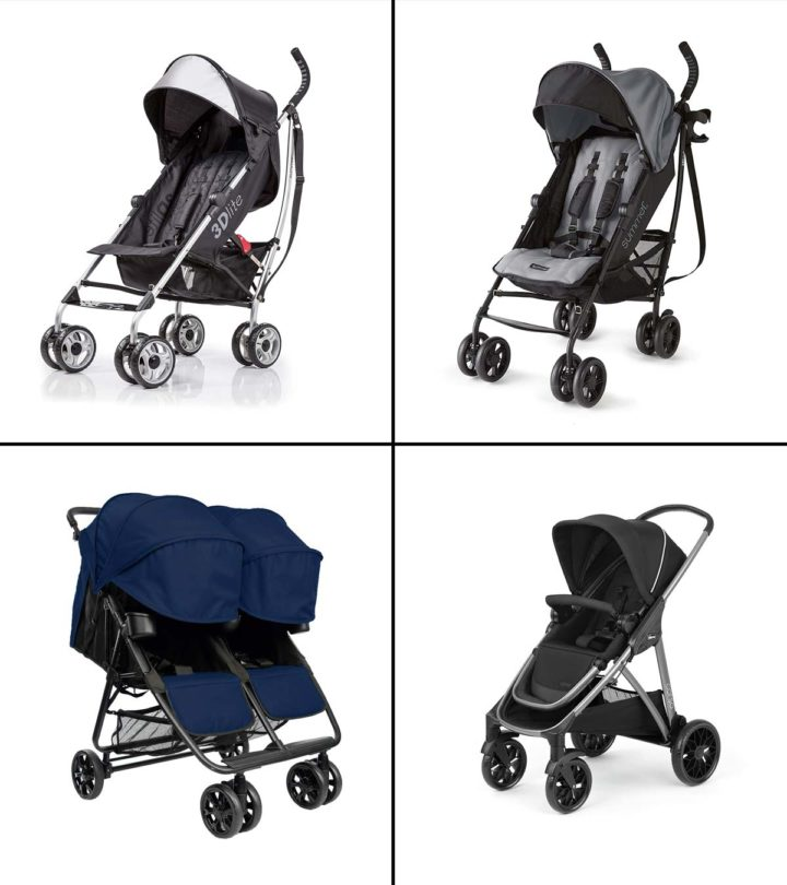 10 Best Strollers For Tall Parents-1