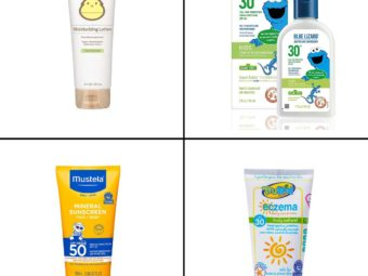 10 Best Sunscreens For Kids With Eczema In 2021
