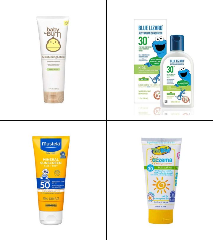 10 Best Sunscreens For Kids With Eczema In 2021-1